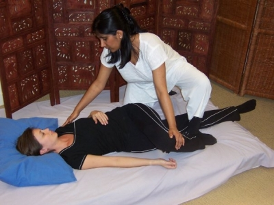 Thai Yoga Massage - Hardika Ladva